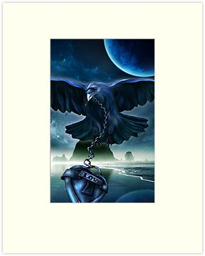 Raven Love by Kerri Ann Crau