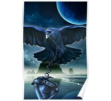 Raven Love Poster