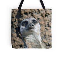 Amusing Meerkat Tote Bag