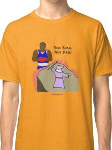 Gandalf versus the Balrog Classic T-Shirt