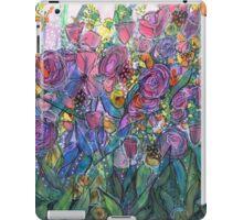 Flower Tangle - Kerry Beazley iPad Case/Skin