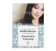 Bridal Shower Invitations by Buford Burows