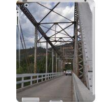 Gold Country Bridge iPad Case/Skin