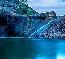 """Serpentine Falls"" by Heather Thorning"
