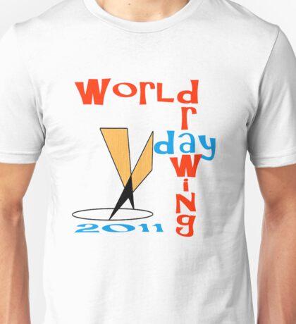 WDD  logo Unisex T-Shirt