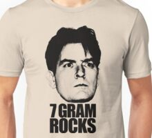 7 Gram Rocks Unisex T-Shirt