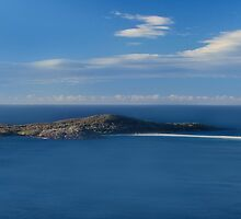 Tomaree Blues by Tainia Finlay