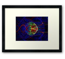 Beginning of Life Framed Print