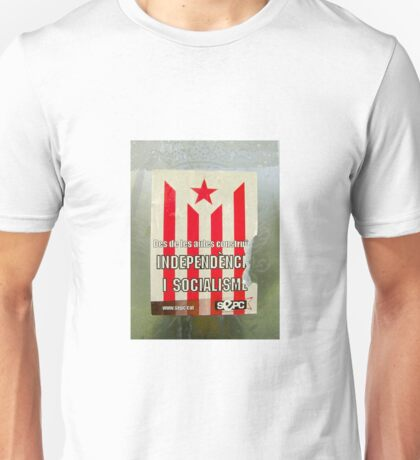 Independencia i socialisme! T-Shirt