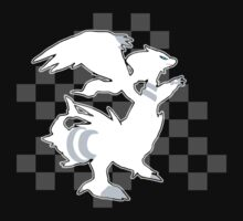 Reshiram: Black Version by scarlet-neko