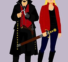 Captain Swan by Nayulie