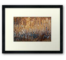 The Metal Storm Framed Print