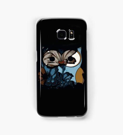 Dark Owl Wisdom Samsung Galaxy Case/Skin