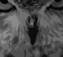 HOOT (Owl) Sticker