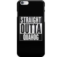 Straight Outta Quahog - Family Guy iPhone Case/Skin