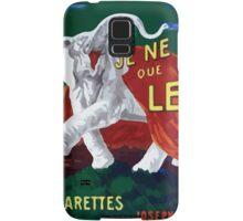 Leonetto Cappiello Affiche Papier Nil Samsung Galaxy Case/Skin