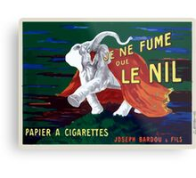 Leonetto Cappiello Affiche Papier Nil Metal Print