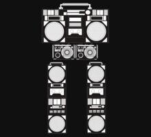 radio robot by ozyardiansyah