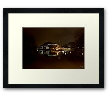 The Royal Shakespeare Theater Framed Print