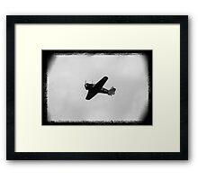 Wirraway away Framed Print