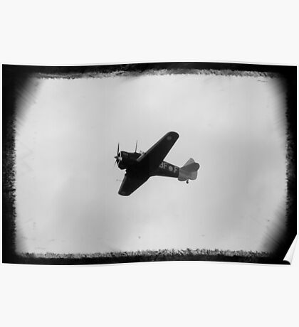 Wirraway away Poster