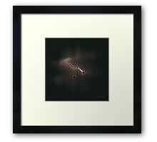 Contour 2000 Framed Print
