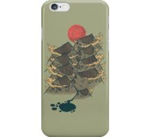 There's Chocolate in Those Mountains iPhone Case/Skin