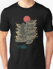There's Chocolate in Those Mountains T-Shirt