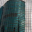 High Rise Reflections - Brisbane by Jordan Miscamble