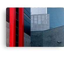 arena rear view Canvas Print