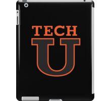 Tech U Basketball Team He Got Game iPad Case/Skin