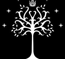 Tree Of Gondor by LuckyStore
