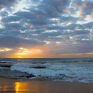 Turrimetta beach 1 April 2011 by Doug Cliff