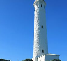 Cape Leewin Lighthouse by Charles Kosina