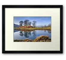 The Lake District - River Brathay Framed Print
