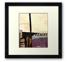 """Waiting"" Framed Print"