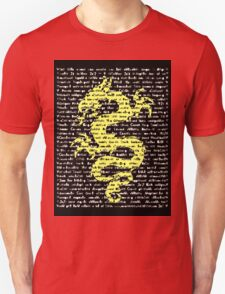 """The Year Of The Dragon"" Clothing T-Shirt"