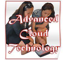 Advanced Cloud Technology Poster