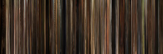Moviebarcode: The Godfather (1972) by moviebarcode