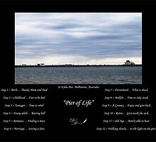 Pier of Life by Stacy Hill