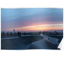 Venice Beach - Los Angeles Poster
