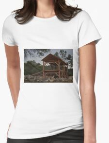 Sutter's Mill Womens Fitted T-Shirt