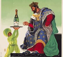 Leonetto Cappiello Affiche Royal Melchior by wetdryvac