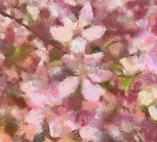 Cherry Blossom by Dariusz Gudowicz