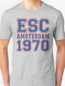 ESC Amsterdam 1970 [Eurovision] Unisex T-Shirt