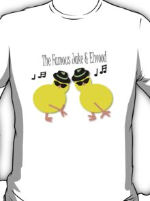 Elwood and Jake tee design T-Shirt