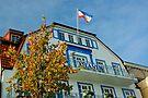 MVP27 Atlantic Hotel, Warnemünde, Germany. by David A. L. Davies