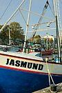 "MVP26 ""Jasmund"", Warnemünde, Germany. by David A. L. Davies"