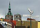 MVP25 Nikolai kirche, Stralsund, Germany. by David A. L. Davies