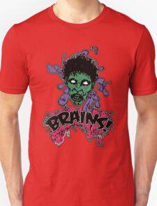 Brains! Unisex T-Shirt